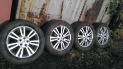 Land Rover. 8.0x19, 5x120.00, ET53, ЦО 72,6мм.