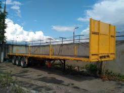 Pacton. Продается бортовой полуприцеп TXD, 24 000 кг.