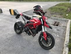 Ducati Hypermotard. 821 куб. см., исправен, птс, с пробегом