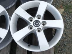 """Mazda. 6.0x15"""", 5x114.30, ET52.5, ЦО 67,1мм."""