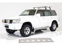 Nissan Safari. механика, 4wd, 4.2 (160 л.с.), дизель, 98 тыс. км, б/п, нет птс. Под заказ