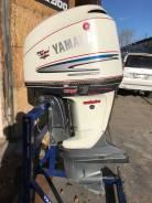 Yamaha. 225,00л.с., 4-тактный, бензиновый, нога X (635 мм), Год: 2004 год