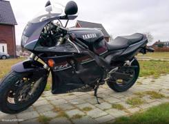 Yamaha FZR 1000. 1 000 куб. см., исправен, птс, без пробега. Под заказ