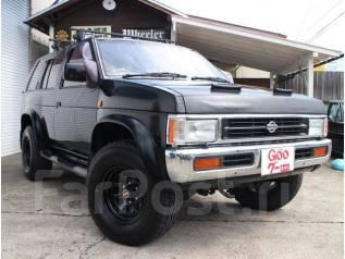 Nissan Terrano. механика, 4wd, 3.0, бензин, 109 230 тыс. км, б/п, нет птс. Под заказ