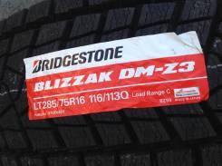 Bridgestone Blizzak DM-Z3. Зимние, без шипов, 2017 год, без износа, 5 шт