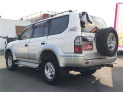 Toyota Land Cruiser Prado. автомат, 4wd, 3.0, дизель, 150 000 тыс. км, б/п, нет птс. Под заказ