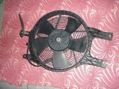 Вентилятор охлаждения радиатора. Nissan Elgrand, ALE50, ALWE50, APE50, APWE50, ATE50, ATWE50, AVE50, AVWE50