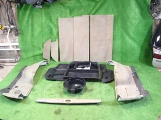 Обшивка багажника. Subaru Legacy, BE5, BES, BHC, BHE, BEE, BH9, BH5, BE9 Subaru Legacy Lancaster, BHE Двигатели: EZ30D, EJ208, EJ206, EJ204, EJ202, EJ...