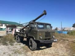 ГАЗ 66. Продам буровую, на базе , 3 500 куб. см., 3 500 кг.