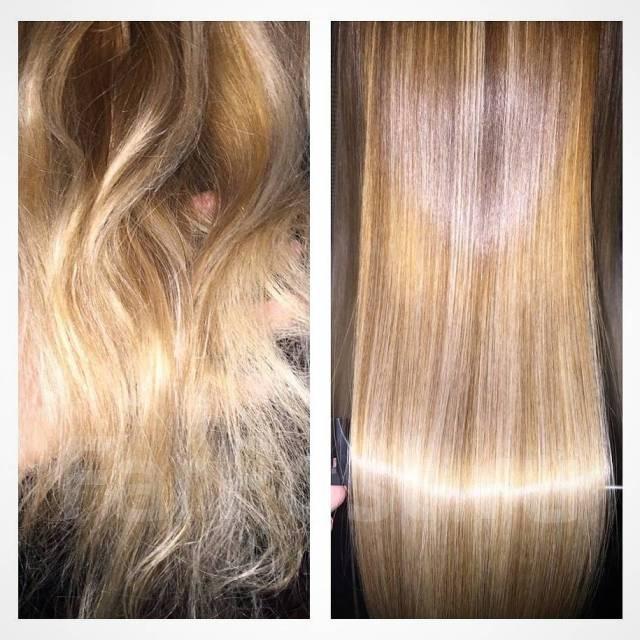 Био кератин для волос