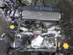 Двигатель в сборе. Subaru Forester, SJG, SJ, SJ9, SF5, SJ5 Двигатель EJ205