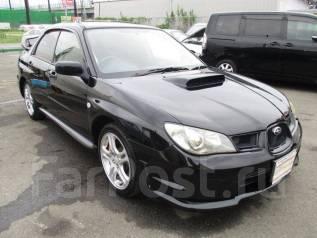 Subaru Impreza WRX. механика, 4wd, 2.0, бензин, 126 000 тыс. км, б/п, нет птс. Под заказ