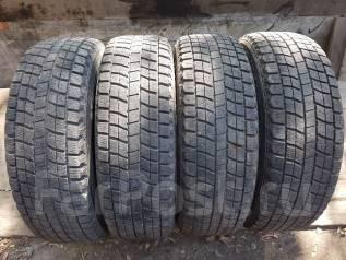 Bridgestone Blizzak MZ-03. Зимние, 2002 год, износ: 20%, 4 шт