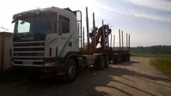 Scania. Продам лесовоз , 14 000 куб. см., 28 000 кг.