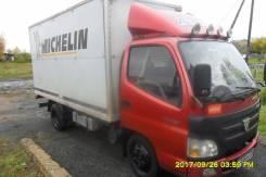 Foton Aumark BJ1061. Грузовой фургон, 2 700куб. см., 2 000кг., 4x2