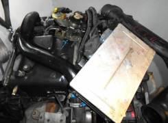 Двигатель в сборе. Isuzu Bighorn Двигатель 4JX1