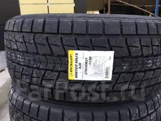Dunlop Winter Maxx SJ8. Зимние, без шипов, 2017 год, без износа, 4 шт
