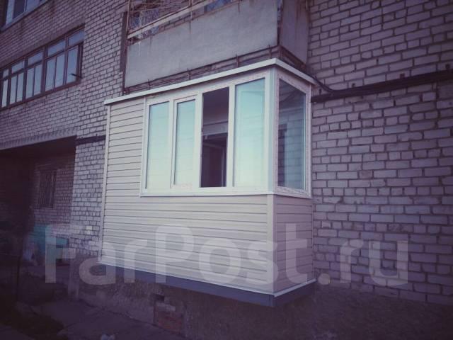 "Балконы, лоджии, окна, двери - ""под ключ"""