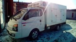 Hyundai Porter II. Мороженница новая 2016г, 2 497 куб. см., 1 000 кг. Под заказ