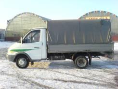 ГАЗ 3302. Газель 3302 тент, 2 500 куб. см., 1 500 кг.