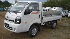 Kia Bongo III. Kia bongo III (D4CB) Бортовой + тент/ 4WD/ 2017г, 2 497 куб. см., 1 000 кг.