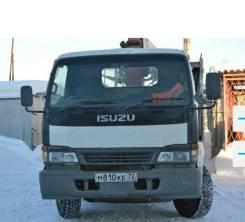Isuzu Forward. Манипулятор , 8 226 куб. см., 5 000 кг.