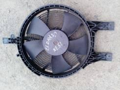 Вентилятор радиатора кондиционера. Nissan Elgrand, NE51 Двигатели: VQ25DE, VQ35DE