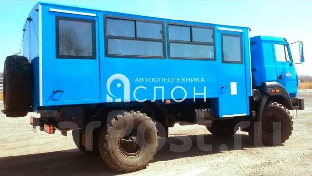 Урал 32552. Вахтовый автобус , 14 мест. Под заказ