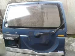 Дверь багажника. Mitsubishi Pajero, V23W, V44W, V47WG, V45W, V23C, V14V, V25C, V44WG, V46WG, V46V, V26W, V46W, V24W, V24V, V24WG, V43W, V24C, V21W, V3...