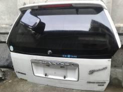 Дверь багажника. Mitsubishi Chariot Grandis