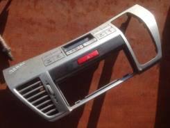 Блок управления климат-контролем. Honda Edix, BE2 Двигатель D17A