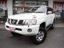 Nissan Safari. автомат, 4wd, 4.8, бензин, 79 000 тыс. км, б/п, нет птс. Под заказ