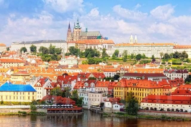 Чехия. Прага. Экскурсионный тур. Тур в Прагу по цене - от 20 000 руб.! Рассрочка!