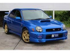 Subaru Impreza WRX STI. механика, 4wd, 2.0, бензин, 78 450тыс. км, б/п, нет птс. Под заказ