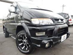 Mitsubishi Delica. механика, 4wd, 3.0, бензин, 109 000тыс. км, б/п, нет птс. Под заказ