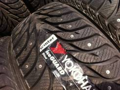 Yokohama Ice Guard IG35. Зимние, шипованные, 2013 год, без износа, 4 шт