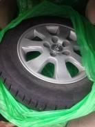 Зимние колеса 195/65/ r15. 6.5x15 5x114.30 ET50 ЦО 60,1мм.