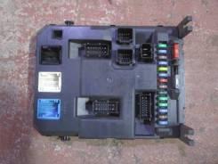Блок предохранителей салона. Citroen C3 Picasso
