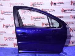 Дверь боковая. Peugeot 207, WC
