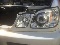 Накладка на фару. Lexus LX470, UZJ100