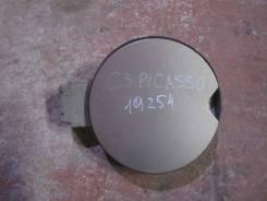 Лючок топливного бака. Citroen C3 Picasso