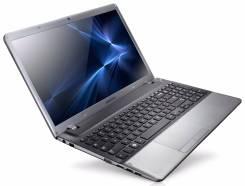 Samsung 300E4A. 15.6дюймов (40см), 2,4ГГц, ОЗУ 4096 Мб, диск 300 Гб, WiFi, Bluetooth, аккумулятор на 2 ч.