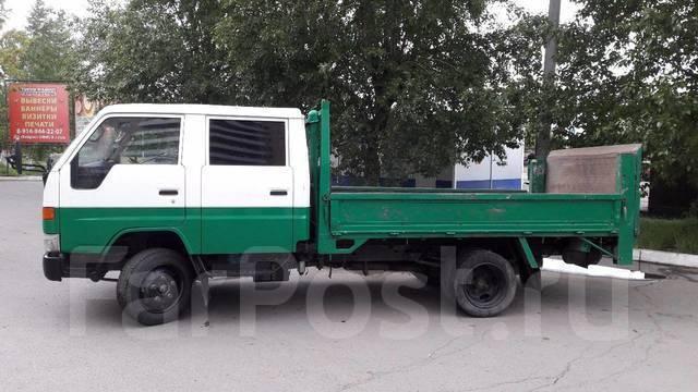 Toyota Dyna. Продам отличный грузовик , 4 104 куб. см., 3 000 кг.