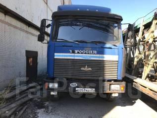 МАЗ 642208. Маз 642208.026 2005г., 14 860 куб. см., 60 000 кг.