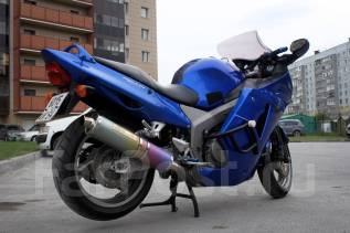 Honda CBR 1100XX. 1 137 куб. см., исправен, птс, с пробегом