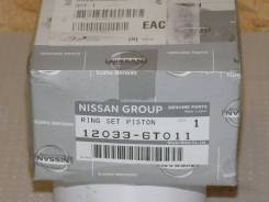 Кольца поршневые. Nissan: Caravan, Datsun, Datsun Truck, Homy, Atlas Двигатели: TD27, QD32