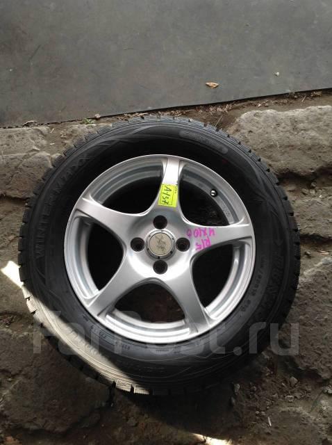 Dunlop. Всесезонные, 2012 год, износ: 5%, 4 шт