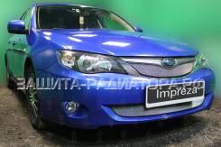 Дефлектор радиатора. Subaru Impreza