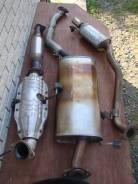 Выхлопная труба. Mazda MPV, LW3W Двигатель L3