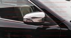 Накладка на зеркало. Toyota Aqua, NHP10H, NHP10